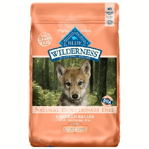 Blue Buffalo Wilderness Large Breed Chicken Puppy 24#