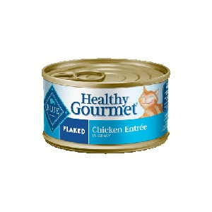 Blue Buffalo Healthy Gourmet Flaked Chicken Cat 24/5.5OZ