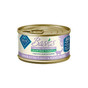 Blue Buffalo Basics Kitten 24/3OZ