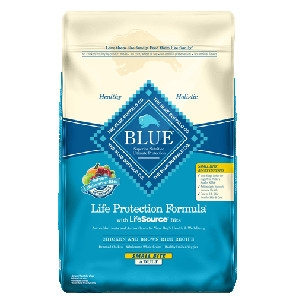Blue Buffalo Small Bite Senior Chicken Dog 15#
