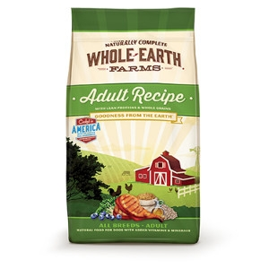 Whole Earth Farms Adult Recipe for Dogs