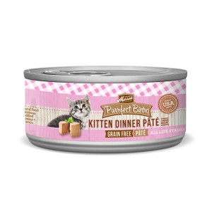 Merrick Purrfect Bistro Kitten Dinner Pate- 3oz