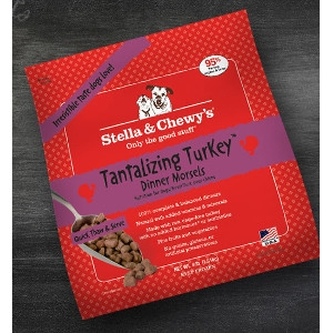 Tantalizing Turkey Frozen Dinner Morsels for Dogs