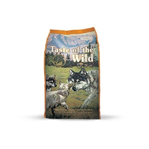 High Prairie Puppy® Formula with Roasted Bison & Roasted Venison for Dogs- 30lbs