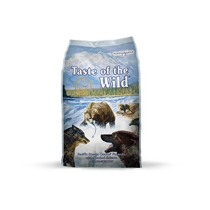 Pacific Stream Canine® Formula with Smoked Salmon for Dogs- 30lbs