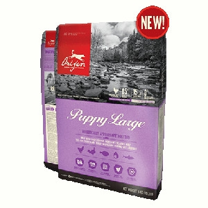 Orijen Puppy Large Dry Food- 25lbs