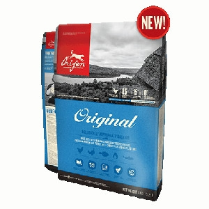 Orijen Original Dry Dog Food- 25lbs