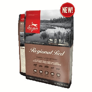 Orijen Regional Red Dry Dog Food- 25lbs