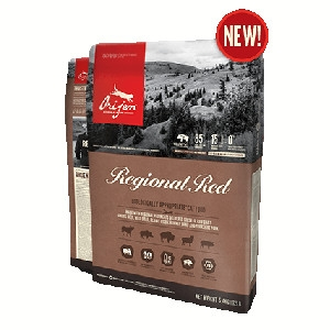 Orijen Regional Red Dry Cat Food- 4lb