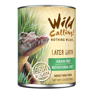 Later Gator™ Canned Dog Food