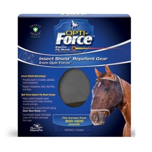 Insect Shield® Repellent Gear from Opti-Force® Fly Mask