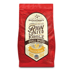 Cage-Free Chicken Recipe for Small Breeds Raw Coated Kibble