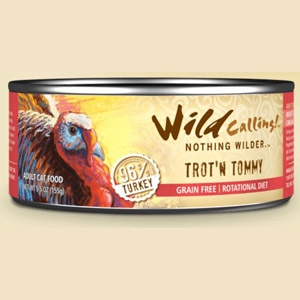 Trot'n Tommy® Canned Cat Food