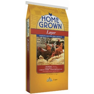 Home Grown™ 16% Layer Crumble Poultry Feed