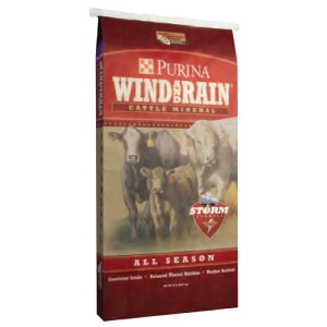 Wind and Rain® All Season 7.5 Complete Cattle Mineral