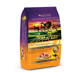 Zignature Kangaroo Formula for Dogs