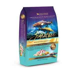 Zignature Whitefish Formula for Dogs- 27lbs