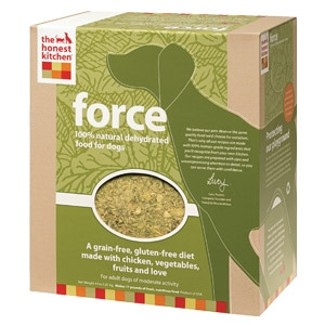FORCE™ Grain Free Chicken Dog Food