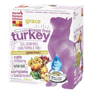 GRACE™ Grain Free Turkey Cat Food