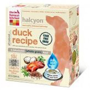 HALCYON™ Whole Grain Duck Dog Food