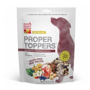 Proper Toppers™ Grain Free Beef Superfood