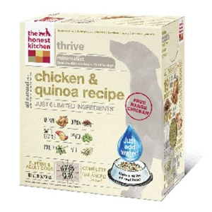 Thrive™ Chicken & Quinoa Dog Food