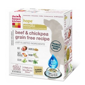 Hope™ Beef & Chickpea Dog Food