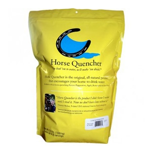 Horse Quencher Apple Flavored Rehydrating Supplement