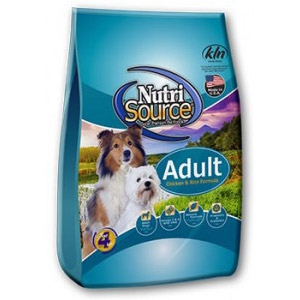 NutriSource® Adult Chicken & Rice Dry Dog Food