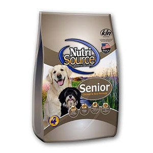 NutriSource® Senior Dog Food
