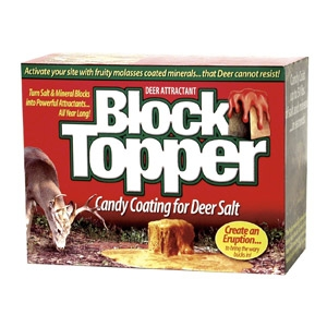 Evolved Habitats® Block Topper Deer Attractant