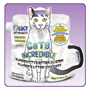 Cats Incredible™ Unscented Cat Litter