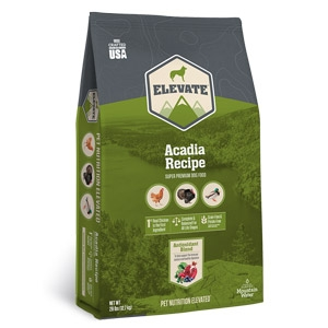 Elevate™ Acadia Recipe Super Premium Dry Dog Food-AVAILABLE BY SPECIAL ORDER
