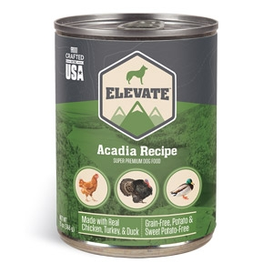 Elevate™ Acadia Recipe Super Premium Grain Free Wet Dog Food