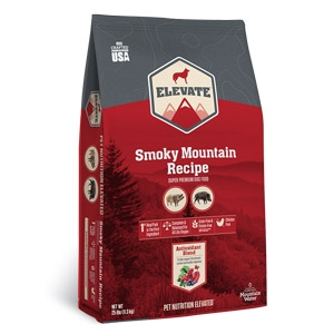 Elevate™ Smoky Mountain Recipe Super Premium Grain Free Dry Dog Food