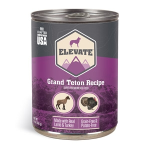 Elevate™ Grand Teton Recipe Super Premium Grain Free Wet Dog Food