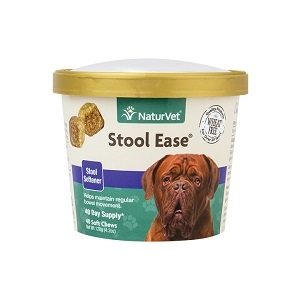 NaturVet Stool Ease® Soft Chews