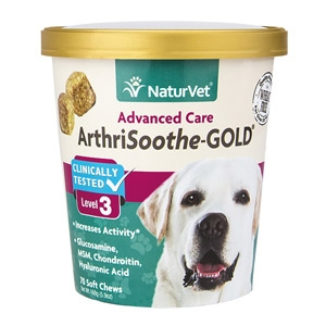 ArthriSoothe-GOLD® Advanced Care Soft Chews for Pets
