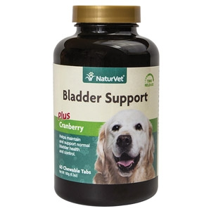 Bladder Support Chewable Tablets for Dogs