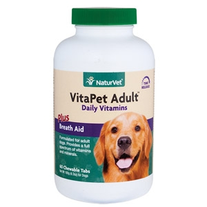 VitaPet™ Adult Dog Daily Vitamins Chewable Tablets