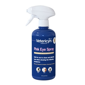 Vetericyn® Plus Pink Eye Spray for Livestock
