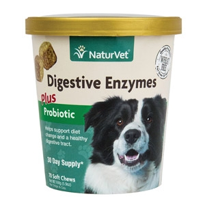 Digestive Enzymes Soft Chew for Dogs