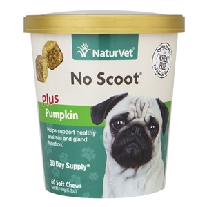 No Scoot® Soft Chew Anal Gland Support for Dogs