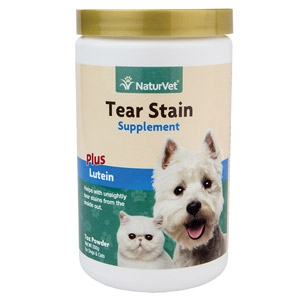 Tear Stain Supplement Powder for Pets