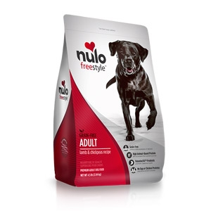 Nulo FreeStyle™ Grain Free Lamb & Chickpeas Adult Dog Food