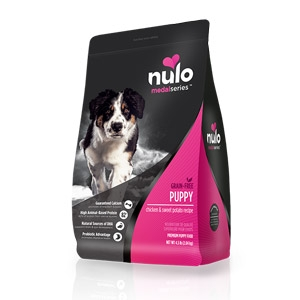 Nulo MedalSeries™ Grain Free Chicken & Sweet Potato Puppy Food