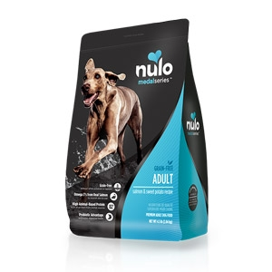 Nulo MedalSeries™ Salmon & Sweet Potato Adult Dog Food