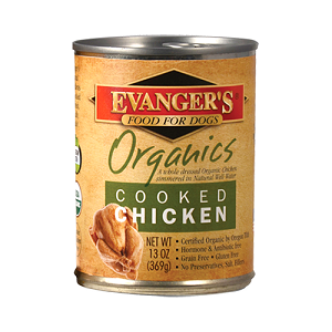 Evanger's Original Chicken Dog, 13.2 Oz