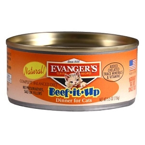 Evanger's Classic Cat Beef It Up, 5.5 Oz