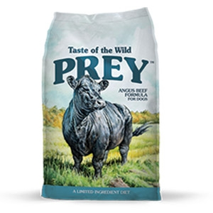 Taste of the Wild® Prey™ Angus Beef Limited Ingredient Formula Dog Food